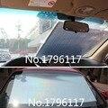 68x125cm Foldable Former Block Retractable Protector Car Auto Curtain Rear Side Window Screen Mesh Roller Shield Sun Shade Net