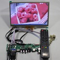 tv HDMI VGA AV USB AUDIO driver Board 10.2inch HSD100IFW1 1024x600 Multi-touch