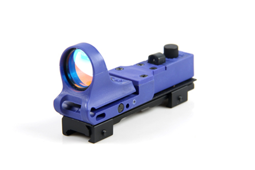 WIPSON Tactical Style Red Dot Sight 1X29 Railway Red Dot Scope Fits RIS Rail For Shooting Hunting