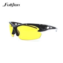 Fulljion UV400 Солнцезащитные очки, очки для рыбалки, очки для вождения, велосипедные солнцезащитные очки, взрывозащищенные, Pesca, спортивные, уличные очки