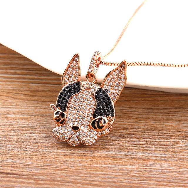 Women's Dog Shaped Necklace
