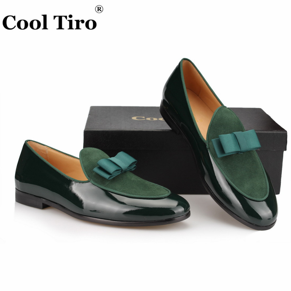 Genuine Leather   loafers Bow (7)