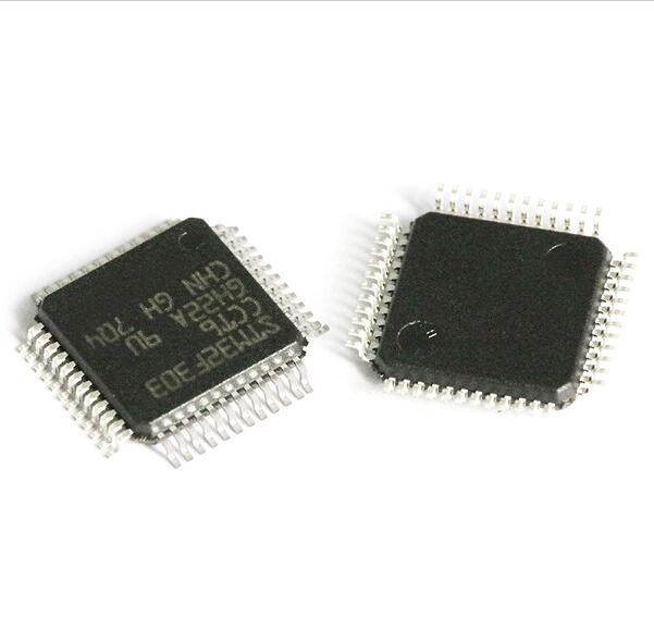 10 pcs/lot STM32F303CCT6 STM32F303 QFP48 ARM-MCU nouveau10 pcs/lot STM32F303CCT6 STM32F303 QFP48 ARM-MCU nouveau