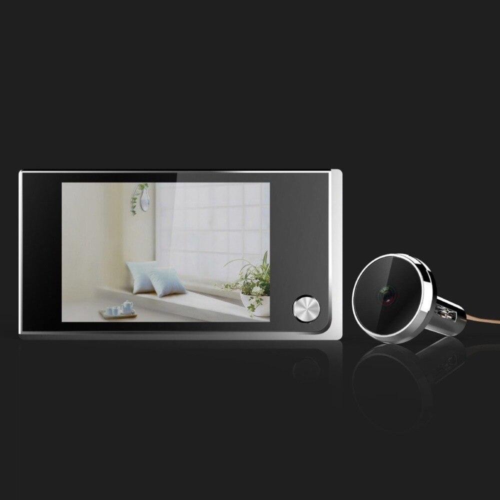 Home Wireless Doorbell Security Door Electronic Cat Eye