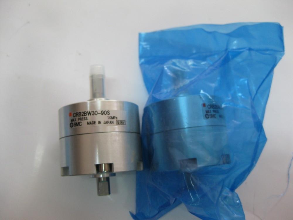 цена на SMC PNEUMATIC CRB2BW30-90S ROTARY ACTUATOR AIR CYLINDER 30MM STROKE