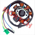 GY6 125cc 150cc 8 Pole Stator for Scooter ATV Go Karts Moped (Free Shipping)
