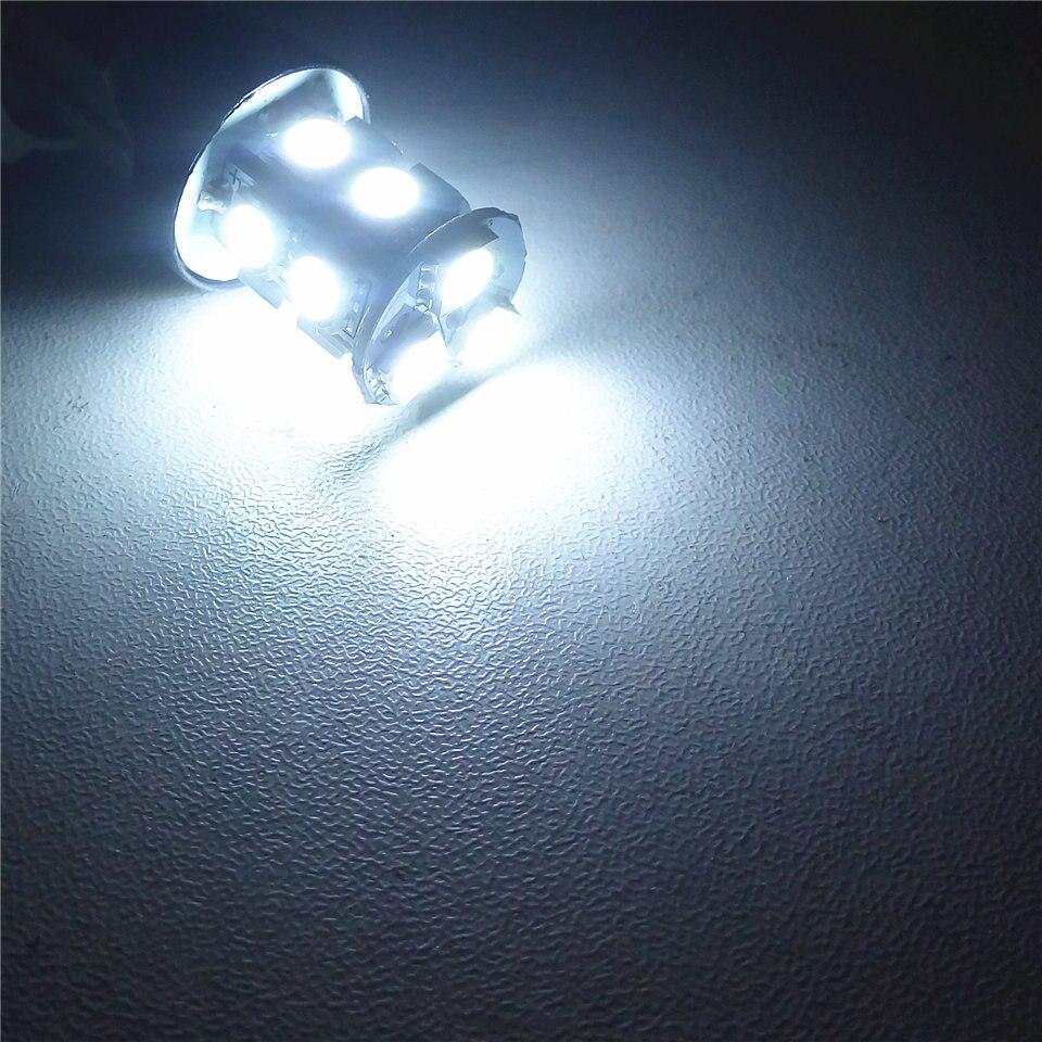 12V LED крушка за крушка P21 / 5W S25 / 1157 BAY15d - Автомобилни светлини - Снимка 2