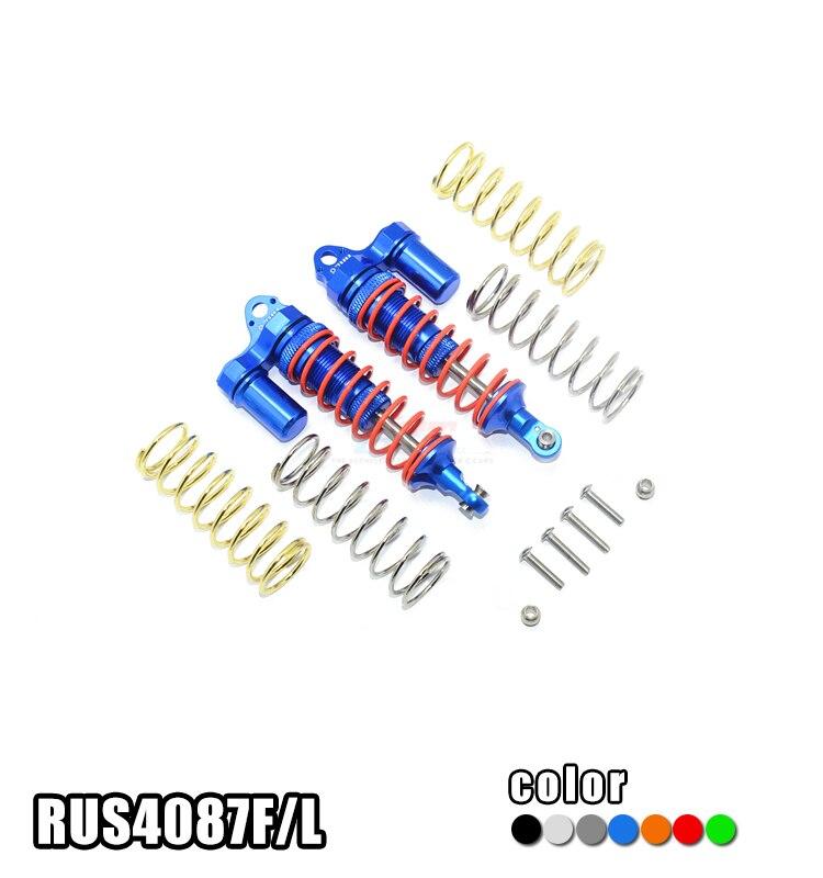 HARDEN STEEL 45 FRONT AXLE W ALLOY BODY set SRUS41280FH FOR RUSTLER VXL 4x4