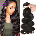 Brazilian Body Wave 3 Bundles Human Hair Body Wave Grade 8A Unprocessed Virgin Hair Mink Brazilian Hair Weave Bundles