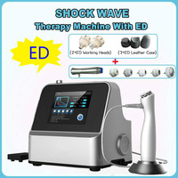 Top Sale Portable Shockwave Therapy Machine Extracorporeal Shock Wave Therapy Equipment For ED Treatments
