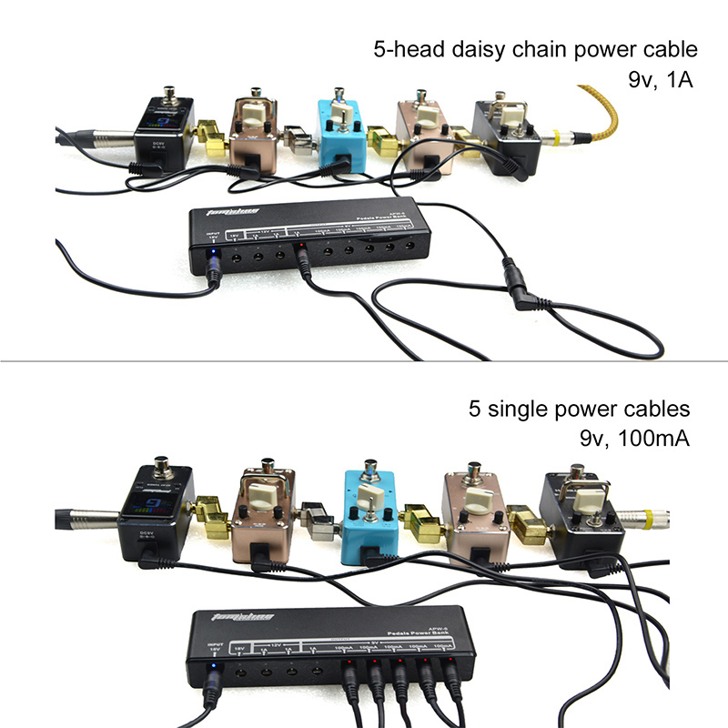 Guitar Effect Pedals Power Supply (4)