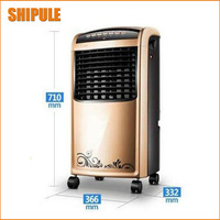 Home Air Conditioning Fan Remote Control Heating And Dual Fan Heater Bathroom Remote Control Heating And