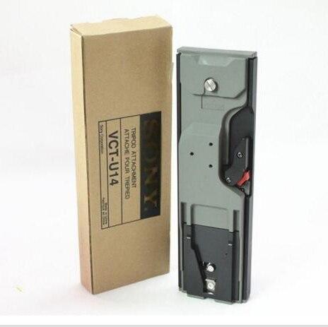 VCT U14 Video Quick Release Stativ Platte Adapter für Sony XDCAM DVCAM HDCAM Panasonic Kamera grundplatte-in Fotostudio-Zubehör aus Verbraucherelektronik bei AliExpress - 11.11_Doppel-11Tag der Singles 1