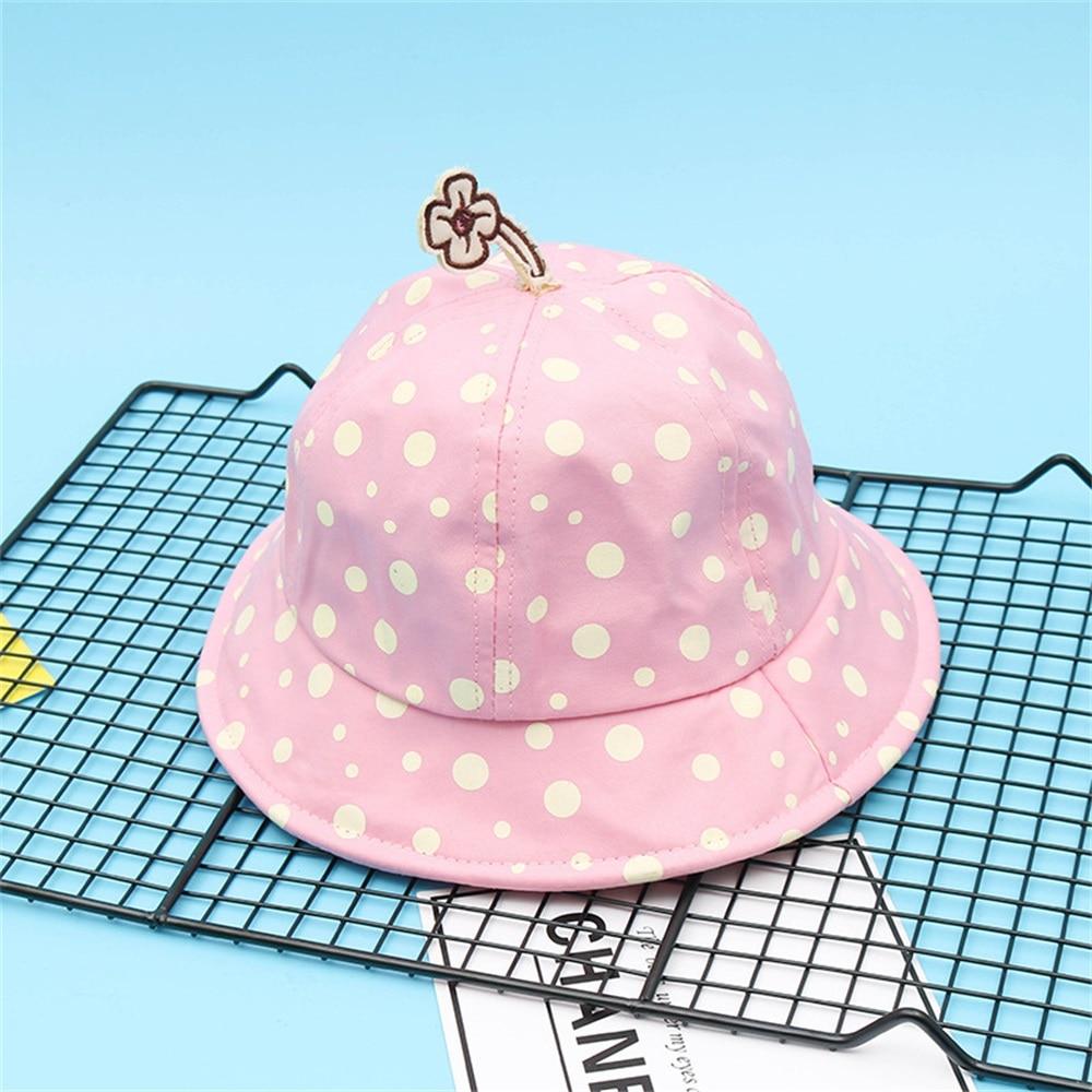 EASY BIG 10-24Months Vasaros taškas Unisex kūdikių skrybėlės - Kūdikių drabužiai - Nuotrauka 2