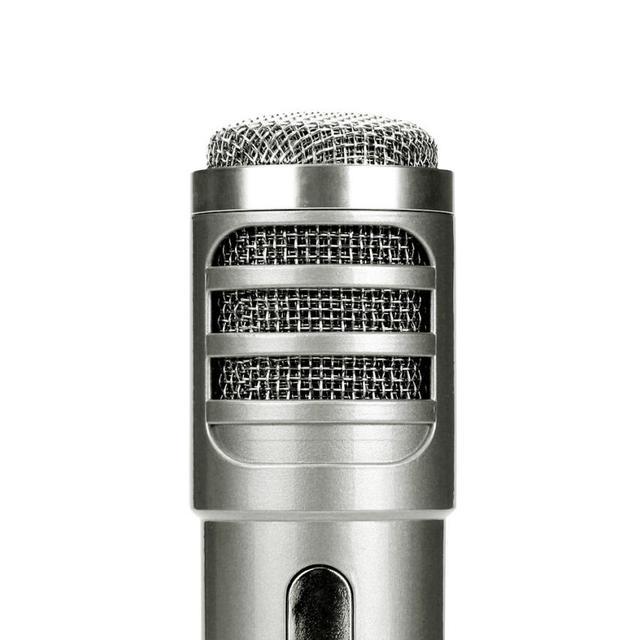 ГОРЯЧИЙ НОВЫЙ К-168 Беспроводная Связь Bluetooth Кпк КТВ Караоке Микрофон Микрофон Динамик Для Телефона мода высокое качество DEC27