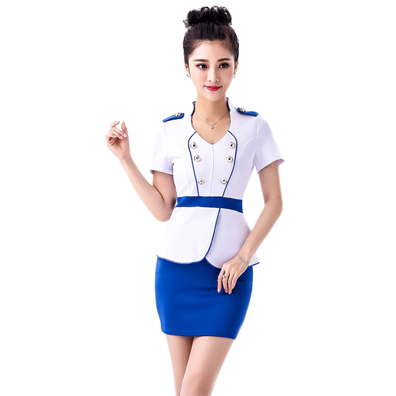 Compare prices on office uniform design 2016 online for Office uniform design 2016