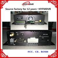 4 channel full HD VCR AHD1080P 2 million pixel support NTSC/PAL taxi/truck general MDVR