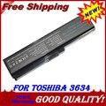 6 células bateria para Toshiba L310 L510 L515 Satellit Pro C650 A655 A660 A665 C600 C640 C645 C650 C655 C655D C660 C665 C670