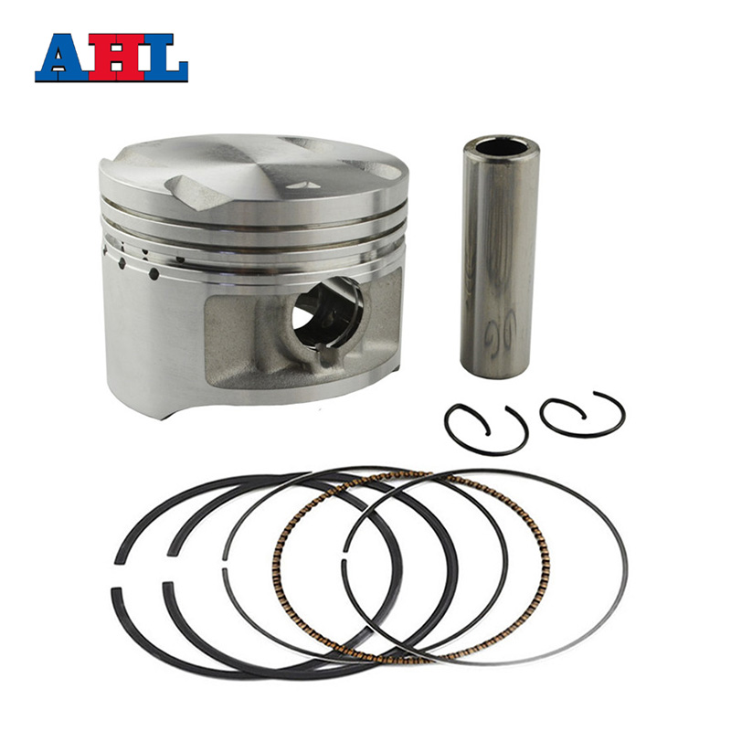 Motorcycle Engine Parts Std Cylinder Bore Size 66mm: Motorcycle STD Cylinder Bore Size 72mm Pistons & Rings For
