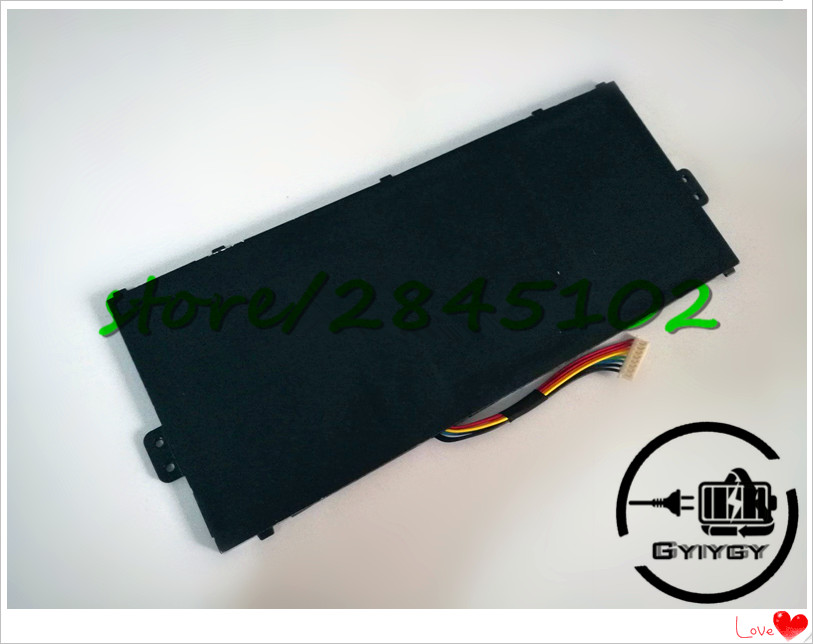 Battery AC15A3J AC15A8J KT.00303.017 For Acer Chromebook 11 C735 CB3 131 C738T CB5 132T 3490mAh
