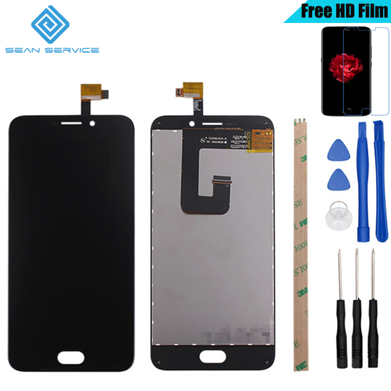 For original UMi Plus E Original LCD Display and Touch Screen Digitizer Assembly lcds 5 5