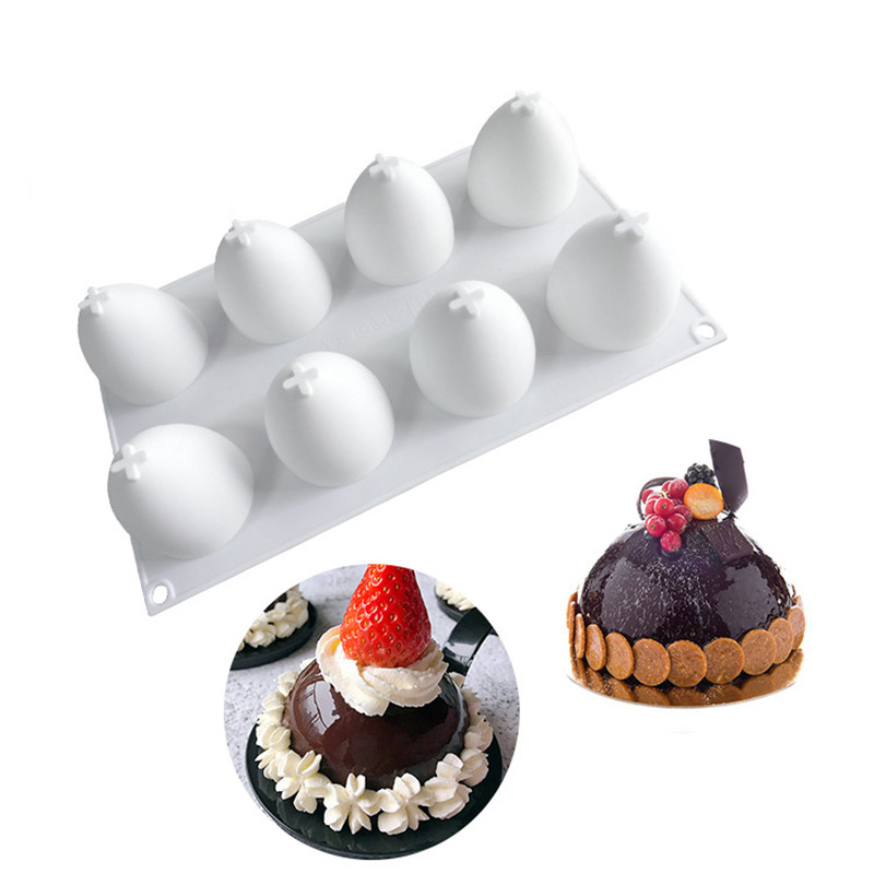 Imported From Abroad Dinosaur Shape Cake Fondant Jelly Biscuit Mold Baking Mold Silicone Clearance Price Kitchen, Dining & Bar