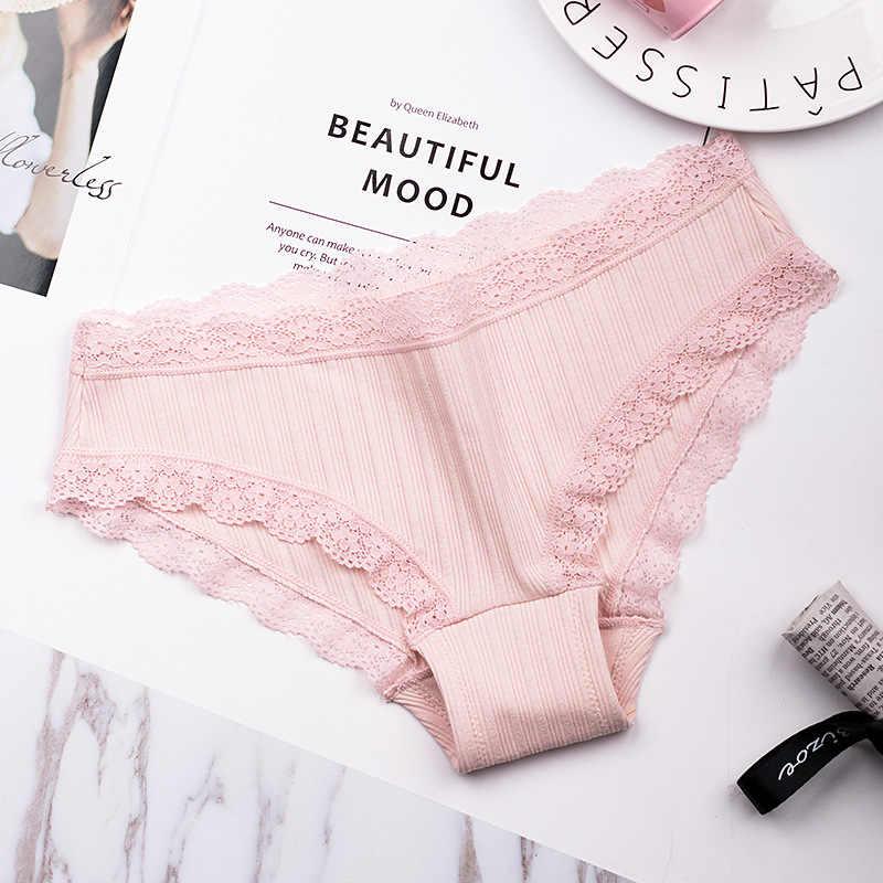 profesional de venta caliente 100% de alta calidad ahorre hasta 60% Bragas de algodón de marca famosa para mujer, bragas ...