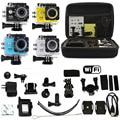 """Kebo Bag + WIFI 2.0 """"HD 1080 P Carro DVR Gravador de Vídeo Esportes Câmera Ação Ir pro Câmera À Prova D' Água como SJ4000 SJ5000 SJ6000"""