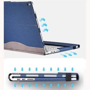 Image 5 - Afneembare Cover Voor Microsoft Oppervlak Boek 2 13.5 Boek 2 15 inch Tablet Laptop Sleeve Stand Case Bescherm Voor Oppervlak boek 13.5
