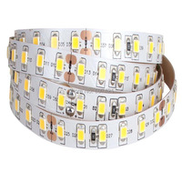 50 м Водонепроницаемый светодиодный огни полосы, светодиодный TapeSMD3528 120 светодиодный s/М белый/теплый белый Светодиодные ленты гибкий свет