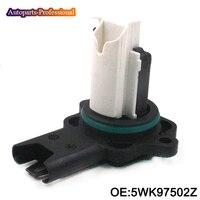 Nova Alta Qualidade Mass Air Flow Meter MAF Sensor Para BMW 325 330 525 530 Z4 E85 E90 E60 5WK97502Z 5WK97502|Medidor de fluxo de ar| |  -