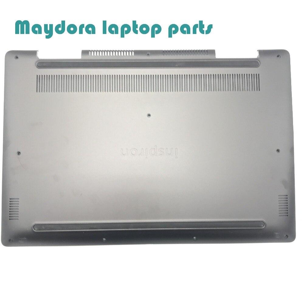 Tout nouveau boîtier d'origine pour ordinateur portable DELL INSPIRON 15-7000 7570 Base de porte inférieure cace couverture gris Y4RTK 0Y4RTK