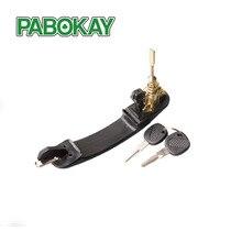 FOR VW Golf MK3 door handle lock with 2 keys front left 377837205 373837205