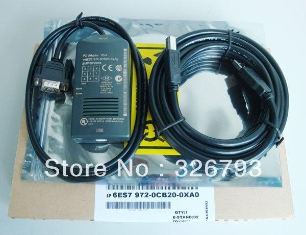 Контрольный кабель USB /MPI USB Siemens
