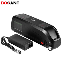 Hailong 48V 12Ah electric bike lithium battery for SAMSUNG 30Q 5C cell 13S 4P 48V rechargeable battery pack with 2A Charger