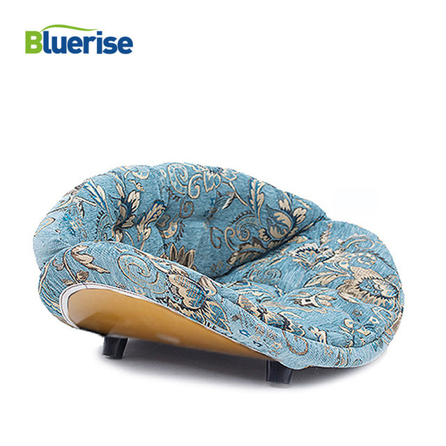 Dog Bed Elevated Warm Cat Sofa Comfortable Curve For Sleep Wood Pet Board With