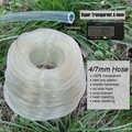 MUCIAKIE 80 M 'Super Trasparente UN Hose' Trasparente 4/7 millimetri PVC Tubo Da Giardino di Irrigazione 1/4' 'Tubo Freddo resistenza Resistente Al Calore