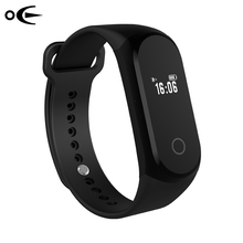 Fashion LED Smart Wristwatch Bluetooth Bracelet Smart Watch Sport Pedometer Sleep monitoring Smartwatch For IOS Android Phone