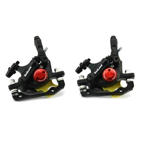 3 Pcs of (REDLAND Bicycle disc brake oil brake oil pressure hydraulic machine pull pull brake device) tektro 300 hydraulic disc brake