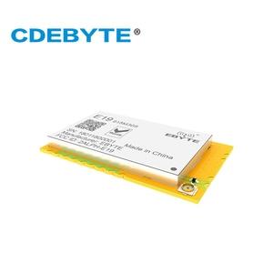 Image 4 - E19 915M30S Lora modülü SX1276 915mhz 1W IPEX damga delik anten IoT uhf kablosuz alıcı verici alıcı rf modülü