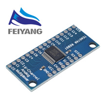 100PCS Smart Electronics CD74HC4067 16 Channel Analog Digital Multiplexer Breakout Board