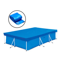 Swimming Pool Canvas Cover  Large Size Cloth Lip Cover Dustproof Floor Cloth Mat Cover for Outdoor Villa Garden Pool Rectangular