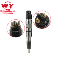 hot sale 0445120125  0445 120 125 common rail fuel  injector  for Bosch. for Nozzle number :0433172040