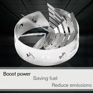 Image 5 - Novo design de terceira geração carro tempestade máquinas supercharger turbo combustível poupança de gás aumentar ar combustível relação de energia reduzir a emissão