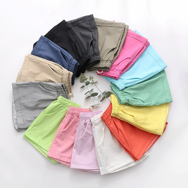 2019 Loose casual sports   shorts   summer KY48