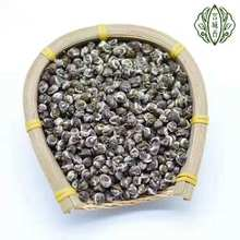 China High Quality Organic BaiHao Jasmine Dragon Ball Green tea Jasmine Flower tea pearls Jasmine tea Flowers Beads Balls pearl(China)
