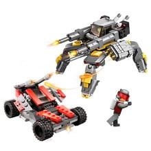 GUDI Star Military War Weapon Battleplane Building Blocks Bricks Toy DIY Educational Enlighten Children Kids Toys