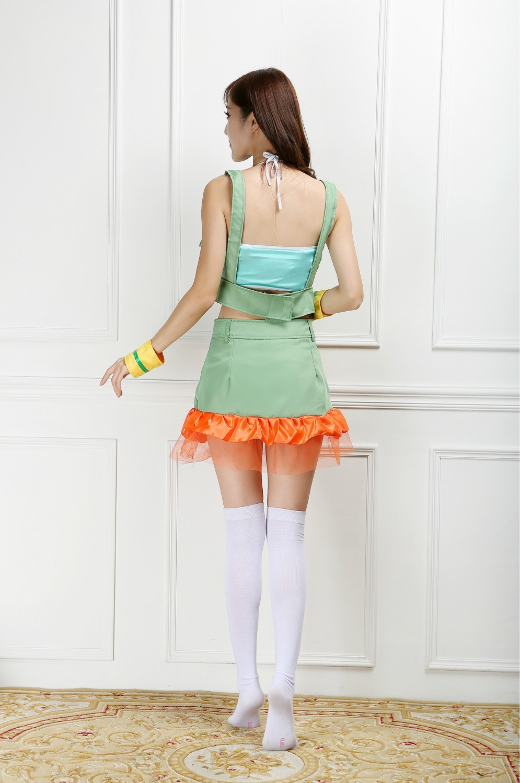 Aşiq! canlı cosplay sevgi Minami Kotori geyimləri cos - Karnaval kostyumlar - Fotoqrafiya 3