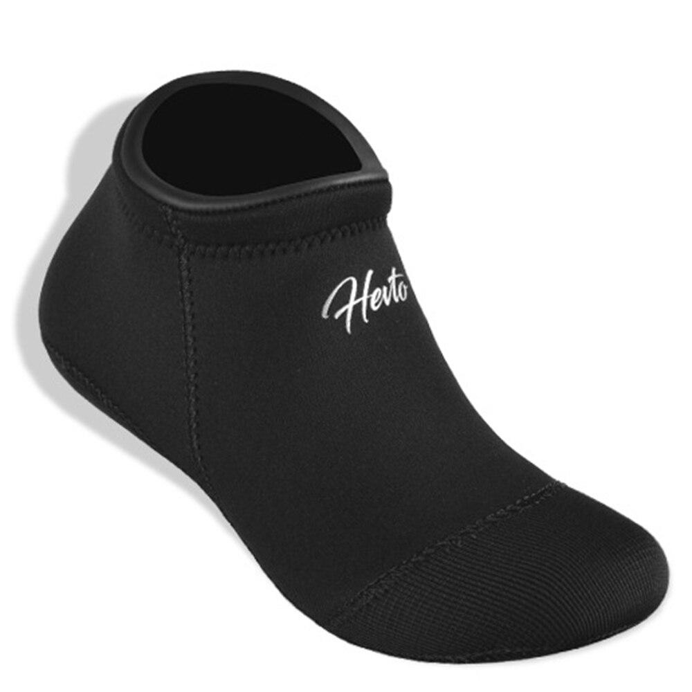 2019 3mm Neoprene Aqua Socks Short Ankle Water Beach Shoes Wetsuits Snorkeling Diving Upstream Sports Swim Surfing For Men Women