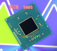 الشحن مجانا 1 قطع اختبار N2820 SR1SG cpu بغا chipest مع كرات جيد الجودة
